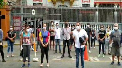 Photo of Venezolanos varados en Perú claman por vuelo humanitario