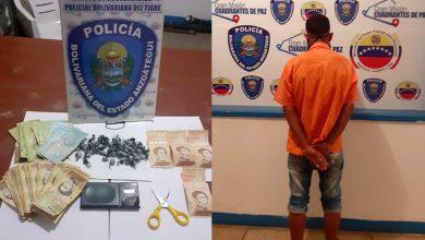 Photo of Detienen a un sujeto por posesión de marihuana en El Tigre