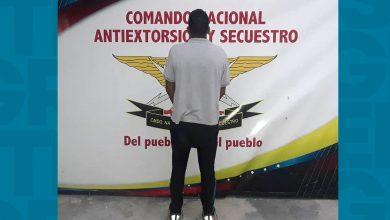 Photo of Capturan a extorsionador que emitió audio amenazando a comerciantes y empresarios