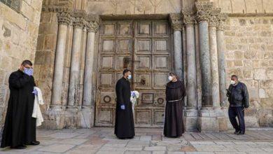 Photo of Santo Sepulcro de Jerusalén reabrió para los fieles