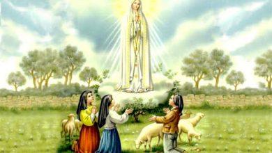 Photo of 103 años de la aparición de la Virgen de Fátima