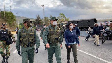 Photo of Delcy Rodríguez: Regreso de migrantes es una amenaza para Venezuela