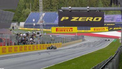 Photo of La F1 agregó tres carreras en Europa y canceló cuatro de la gira americana