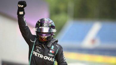 Photo of Lewis Hamilton se impuso en el Gran Premio de Estiria