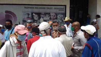 Photo of Pensionados denuncian ante la Defensoría del Pueblo falta de atención en Banco Caroní
