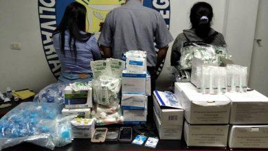 Photo of Polianzoátegui detuvo a tres personas con insumos médicos en Pariaguán