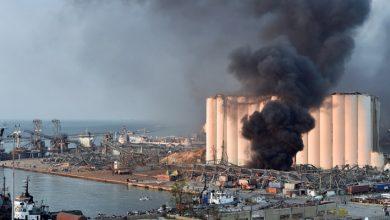 Photo of Dos explosiones en el puerto de Beirut dejan al menos 50 muertos y casi 3 mil heridos