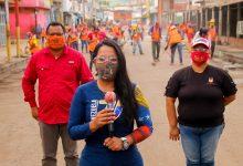 Photo of Ejecutaron jornada de limpieza y desinfección en el mercado municipal de Puerto La Cruz