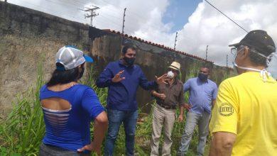 Photo of Alcaldía realizó inspección a viviendas afectadas por lluvias en urbanización Las Gardenias
