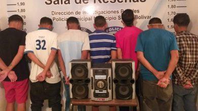 Photo of Polibolívar ha decomisado 66 sistemas de sonido por incumplimiento de cuarentena social
