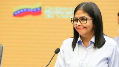 Photo of Delcy Rodríguez es designada ministra de Finanzas