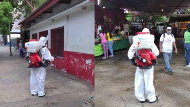 Photo of PC El Tigre continúa realizando desinfecciones para prevenir propagación de la Covid-19
