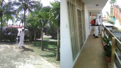 Photo of PC El Tigre realizó desinfección en zonas residenciales