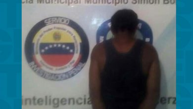 Photo of Polibolívar aprehendió a sujeto implicado en presunta violación de adolescente