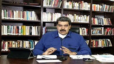 Photo of Maduro: Curva de contagio se está aplanando en el país