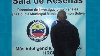 Photo of Polibolívar aprehendió a sujeto por presuntos actos lascivos contra adolescente