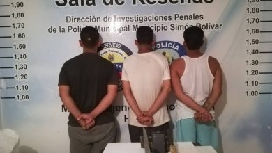 Photo of Polibolívar aprehendió a 30 presuntos delincuentes en semana de flexibilización