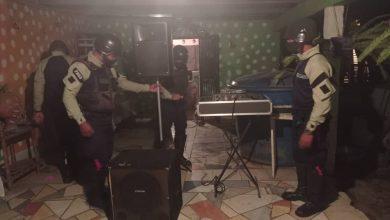 Photo of Polibolívar ha decomisado 90 sistemas de sonido por incumplimiento de cuarentena social