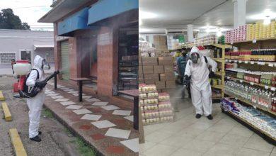 Photo of PC El Tigre realizó desinfección en establecimientos comerciales