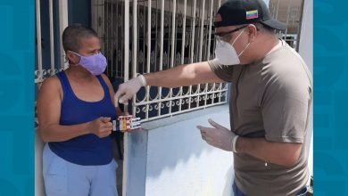Photo of Continúa la entrega del programa «Medicinas Para La Vida» y de «Kit de Auxilio»
