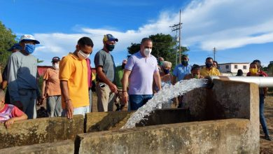 Photo of Alcaldía activó el pozo de agua de 12 de Marzo