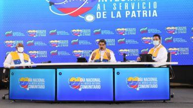 Photo of Maduro estima que vacunación masiva contra Covid-19 arranque en abril