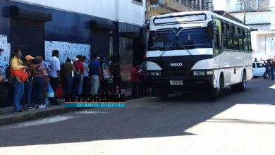 Photo of Gobierno nacional aprobó aumento del pasaje urbano a Bs 30.000