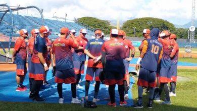 Photo of Caribes realizó su primera práctica en Maracay