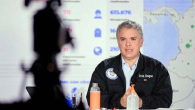 Photo of Iván Duque extiende emergencia sanitaria en Colombia hasta febrero del 2021